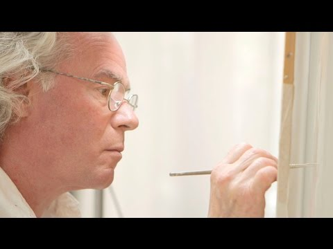 Getting Closer, a documentary about megarealist painter Tjalf Sparnaay