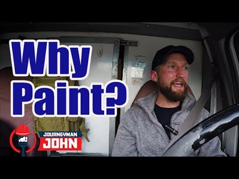 Professional Painter Goes on a Rant